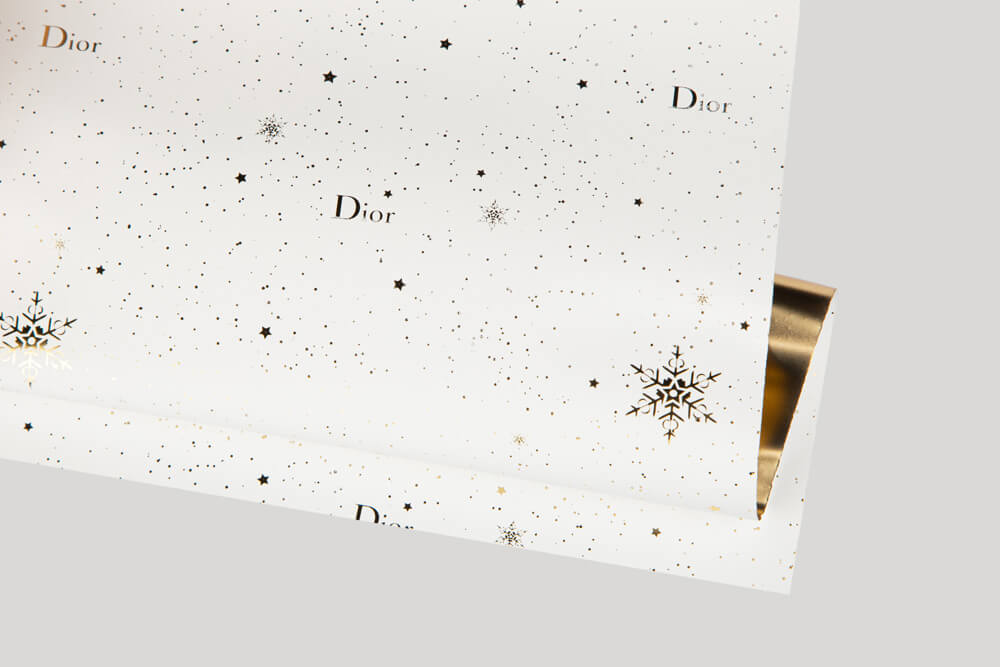 Bespoke wrapping paper with logo - OTHER PAPER