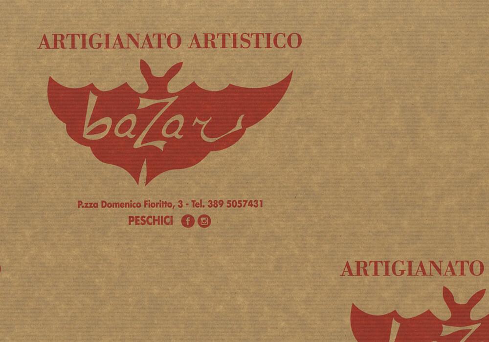 Carta sealing - carta sealing personalizzata con logo BAZAR