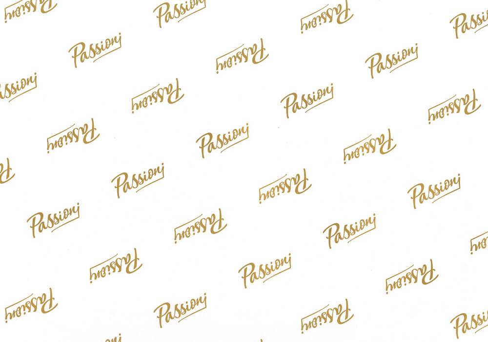 Carta plastificata - carta plastificata personalizzata con logo PASSIONI