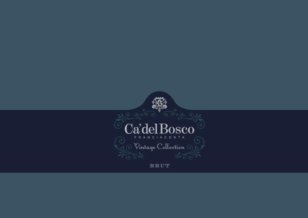 Tissue paper wine bottle wrap - Bespoke tissue paper for bottles with logo CA' DEL BOSCO