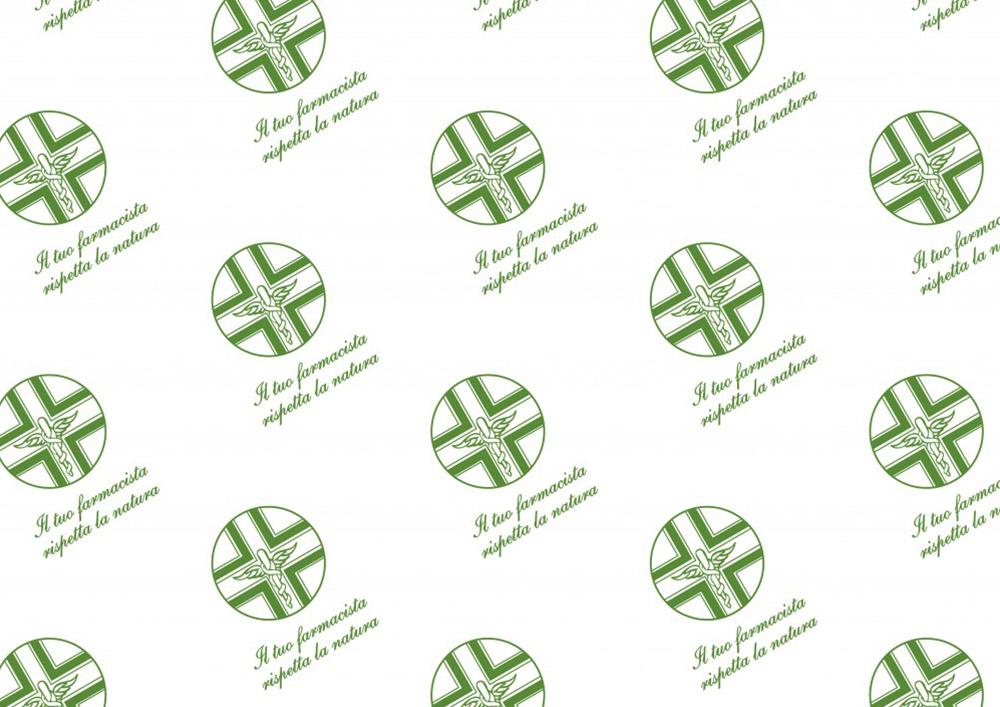 Carta da banco personalizzata - carta imballaggio medicinali personalizzata Gen Farmacia