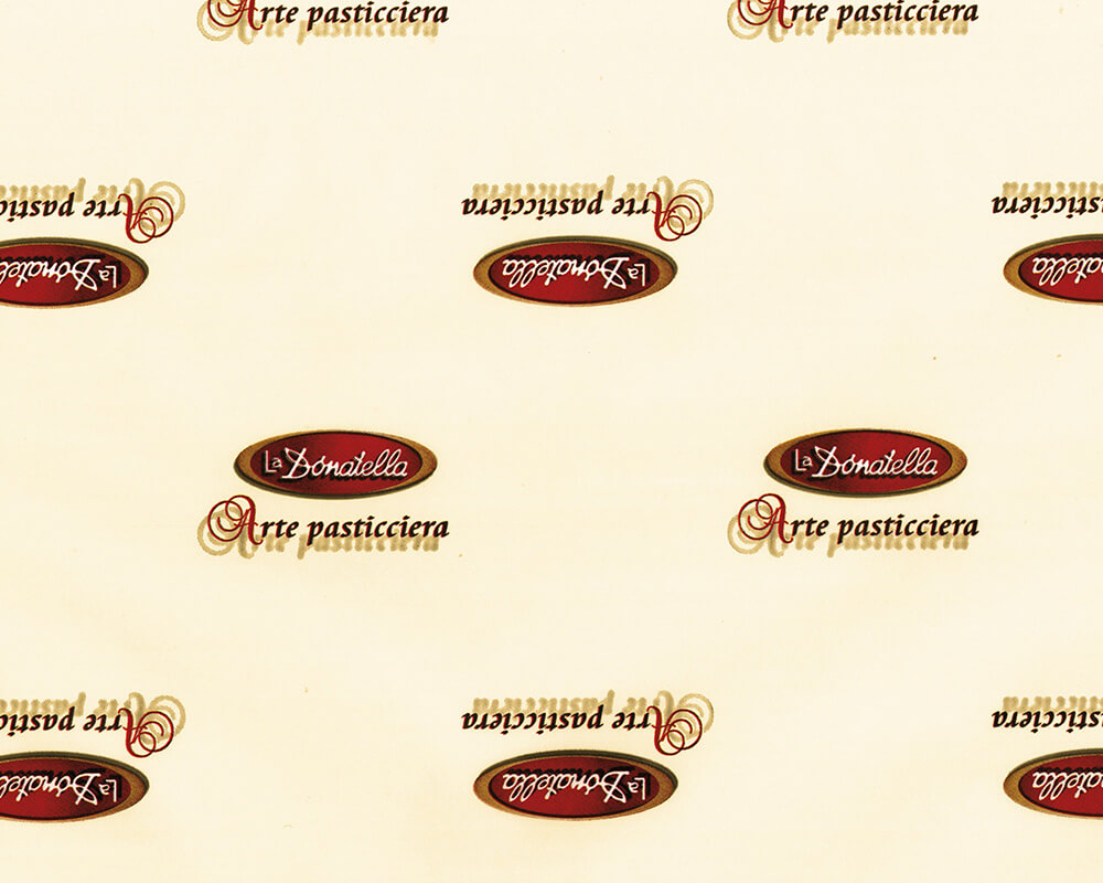 carta pelleaglio - carta pelleaglio personalizzata con logo LADONATELLA